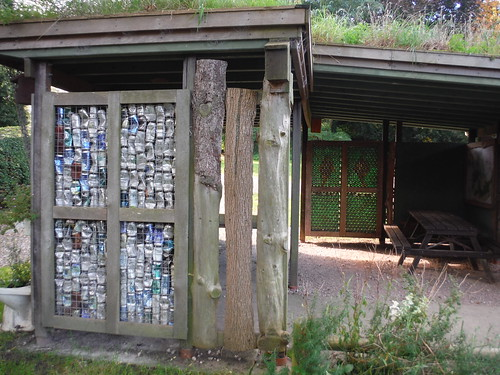 Recycled Shelter (Detail)