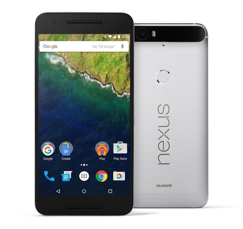 Nexus 6P - Aluminum