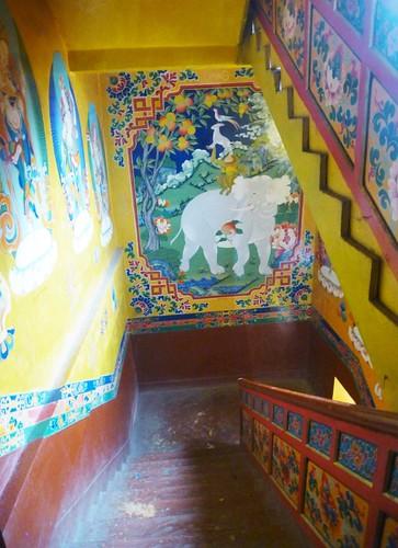 CH-Litang-Chode Gompa-Monastère (7)