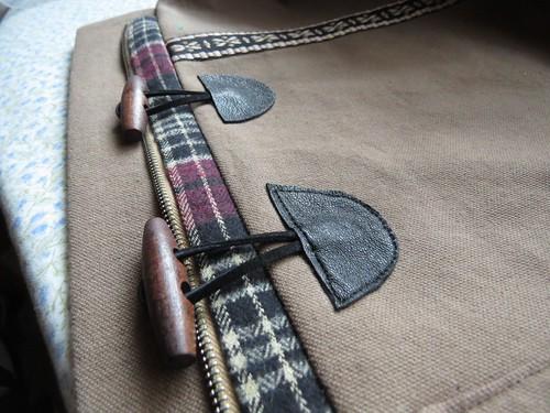 wip: Cascade Coat