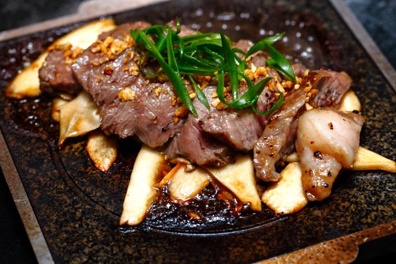 Wagyu-Teppanyaki