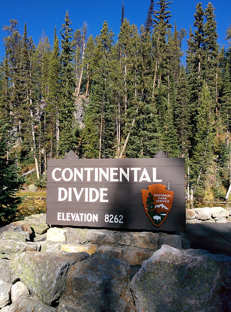 Continental Divide!