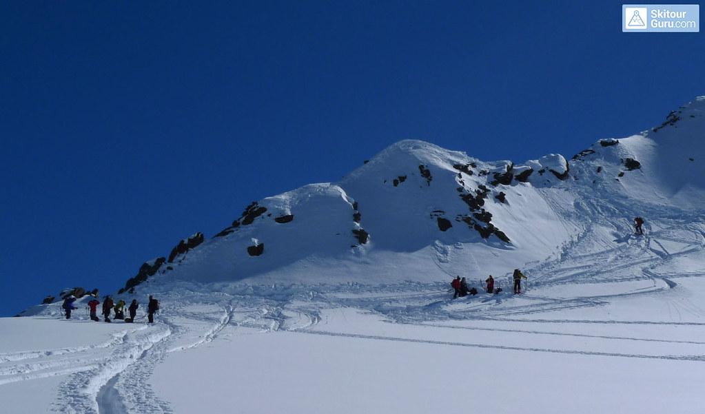 Mittlerer Seelenkogel Ötztaler Alpen / Alpi Venoste Österreich foto 08