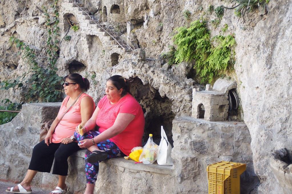 Grotta di Fornillo, VSCOcam