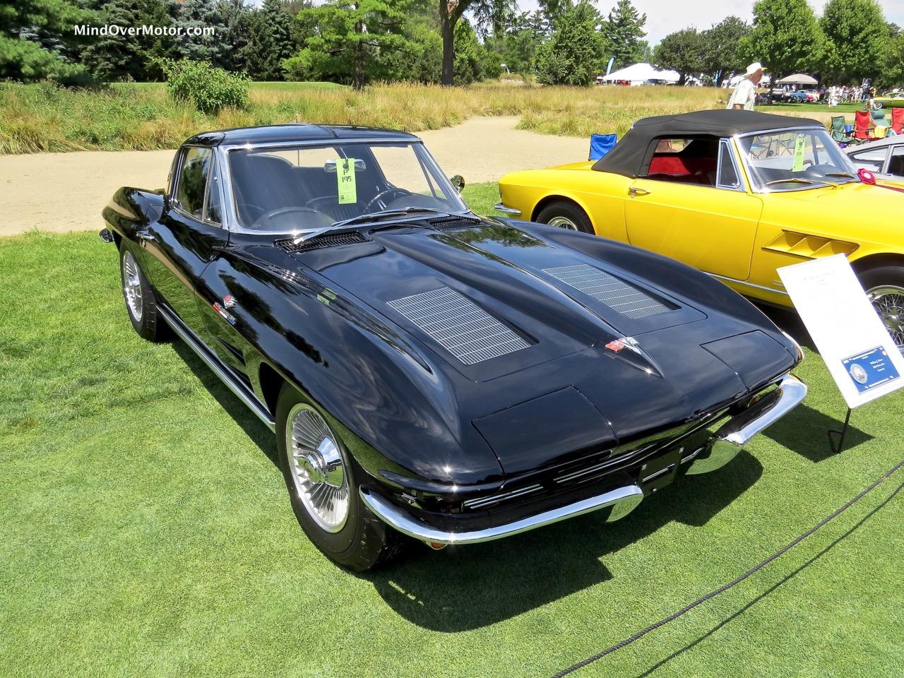 1963 Chevrolet Corvette Z06 Front