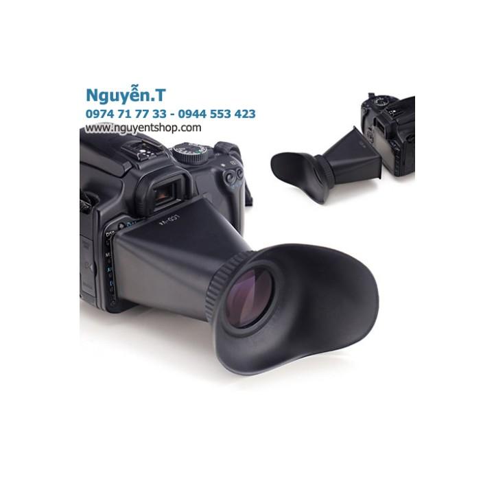 LCD Viewfinder Cho Canon 5D2 7D 500D  Nikon D700 D800