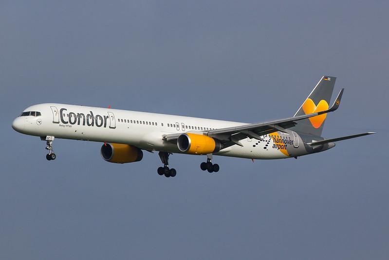 Condor - B753 - D-ABOC (1)