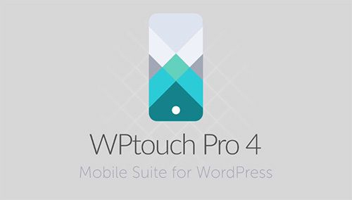 WPtouch Pro v4.0.10 - Mobile Suite for WordPress