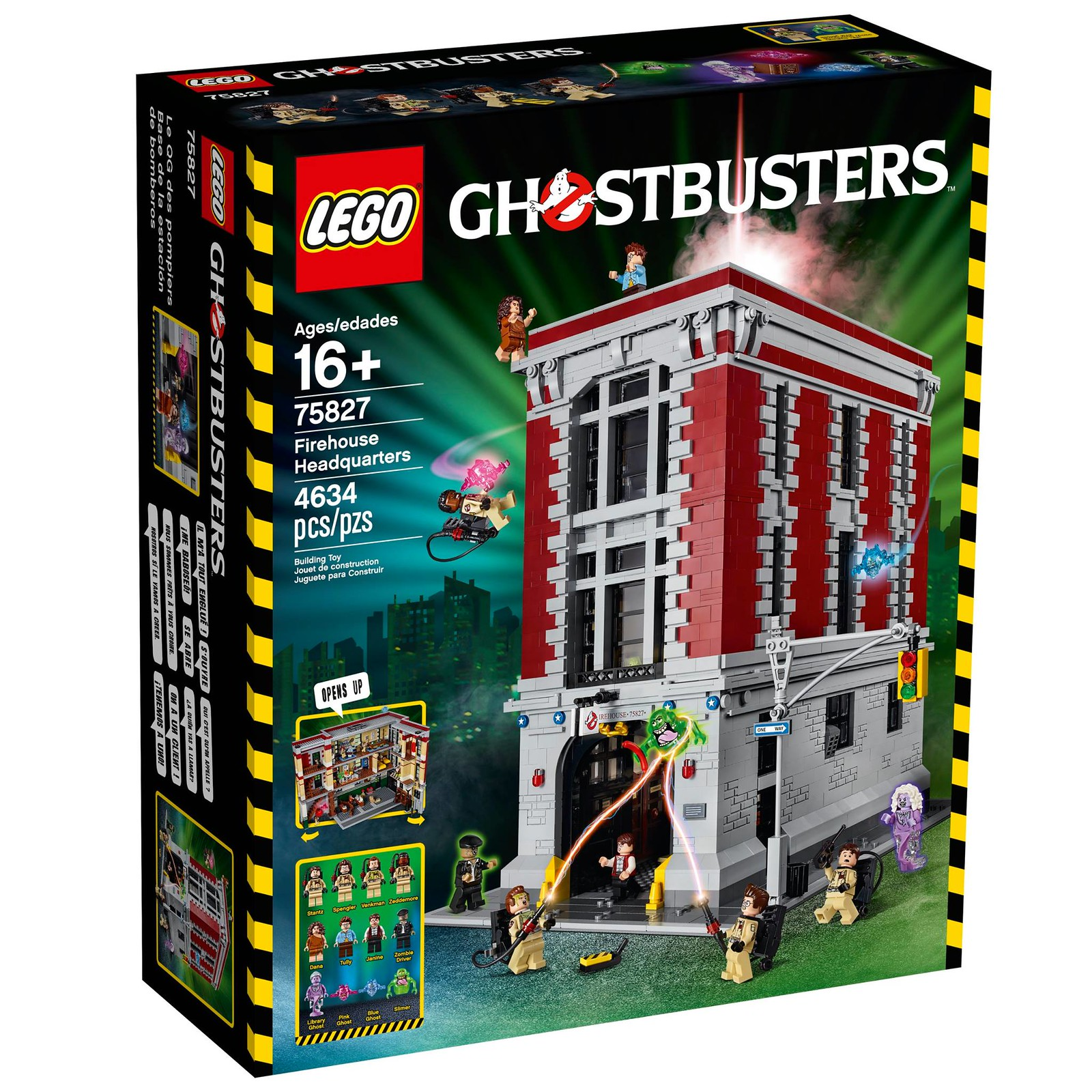 [LEGO] SOS Fantômes - Ghostbusters - Page 4 22948216895_7b857448a0_h