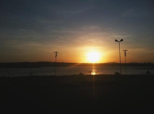 One more day 🚘 #sunset #arapiraca #brazil