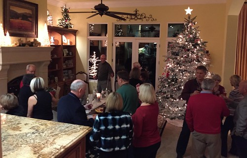 Neighbor Progressive Christmas Party
