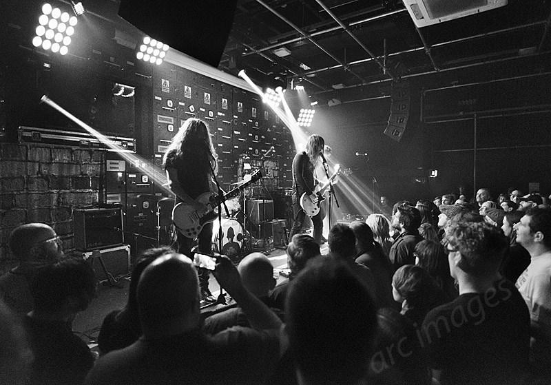 Uncle Acid and the deadbeats, Manchester Gorilla, 19-11-15