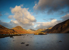 Wasdale evening light 2