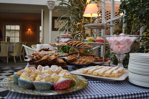 Afternoon Tea at Ballymaloe House