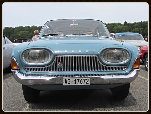 """Ford Taunus P3 17M, 1963 """"Badewanne"""""""