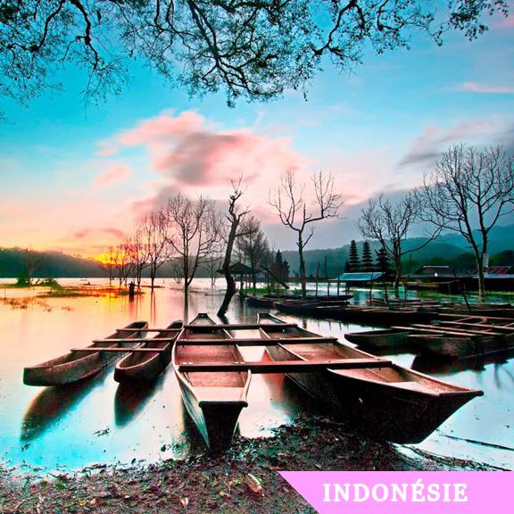 Bukelist 2016 Indonesie