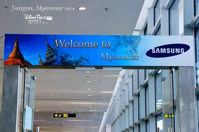 Myanmar, Yangon 02