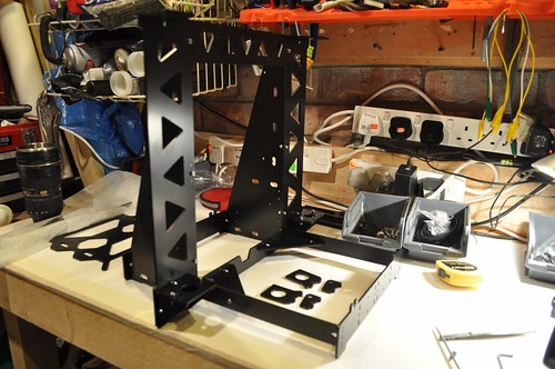 P3Steel Build