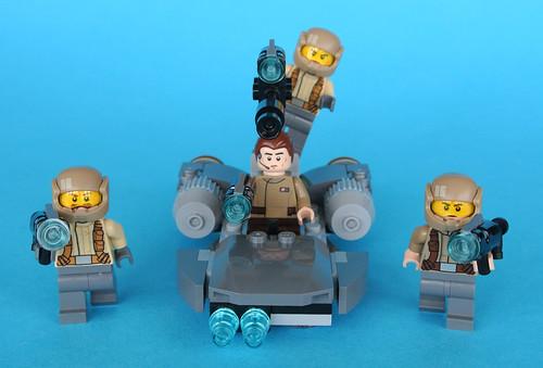 75131 Resistance Trooper Battle Pack