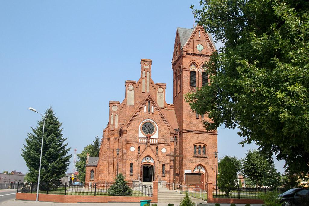 Znalezione obrazy dla zapytania wierzchowo kościół
