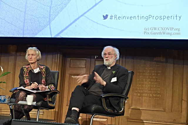 Keynote: The Audacity of Hope – Rowan Williams, Discussion: facilitated by Camilla Toulmin, Nature of Prosperity Dialogue Nov 2016 from RAW via CaptureOne 18
