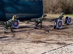 Sportsmens Club Archery Range Dedication