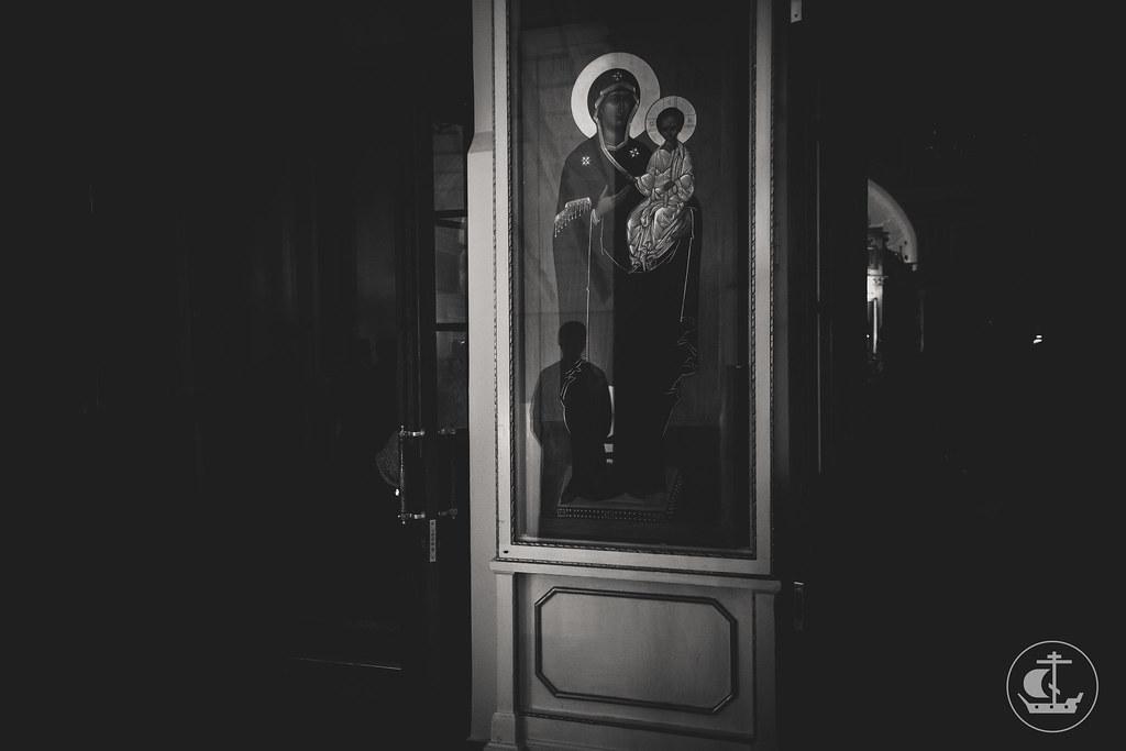 4 февраля 2017, Всенощное бдение накануне праздника собора новомучеников и исповедников Церкви Русской / 4 February 2017, The vigil on the eve of the Holy New Martyrs and Confessors of Russian Church