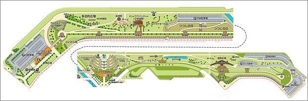 170309 伊丹スカイパーク全体図