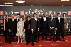 Photocall IX Premis Gaudí