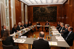 Kretschmann trifft Landesrektorenkonferenz