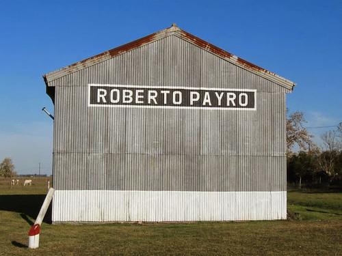 Roberto Payró (Galpón)