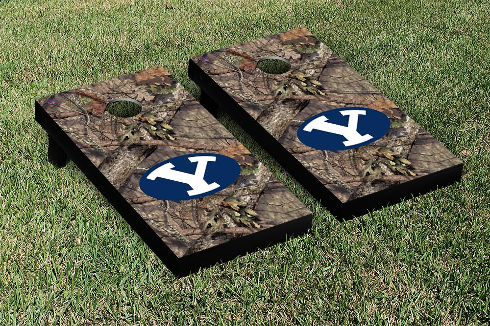 Brigham Young Cougars Mossy Oak Version