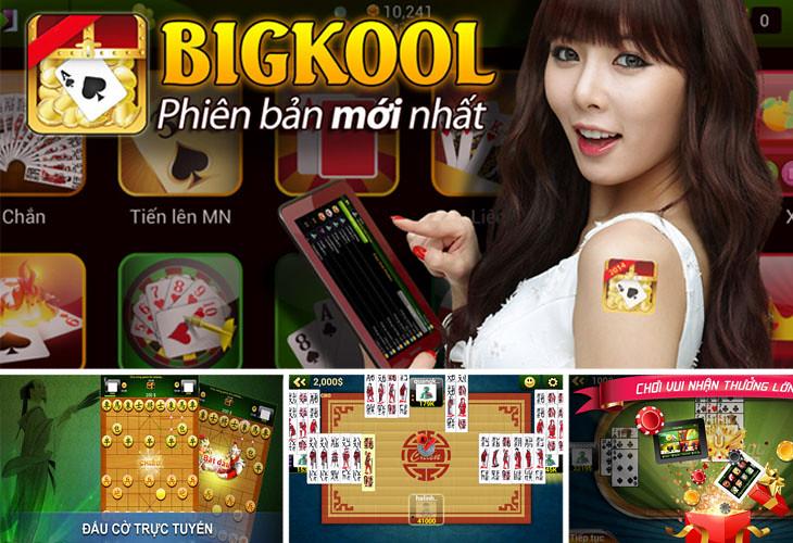 Bigkool 2015 - Game giải trí thư giãn cho Mobile