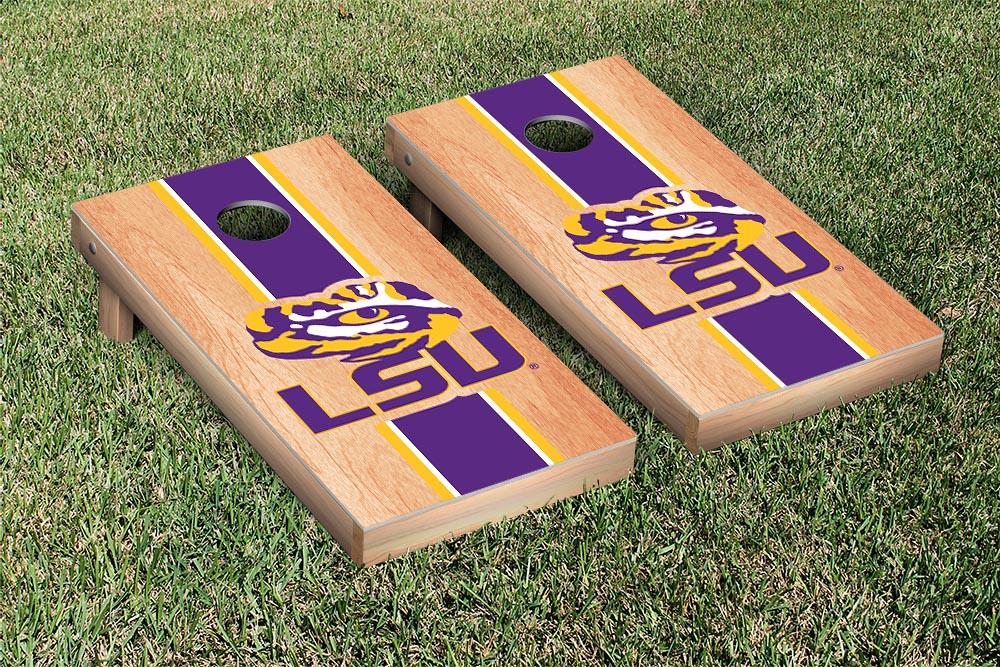 LSU Tigers Hardcourt Stripe Version