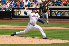 Matt Harvey - Pittsburgh Pirates vs. New York Mets - 8.16.15
