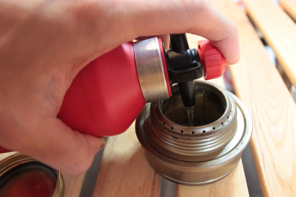 トランギアーtrangia フェールボトル1.0リットル