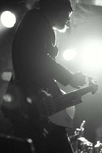 熊のジョン live at Outbreak, Tokyo, 19 Aug 2015. 354
