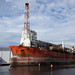 FPSO North Sea Producer by James Stubbs Photography