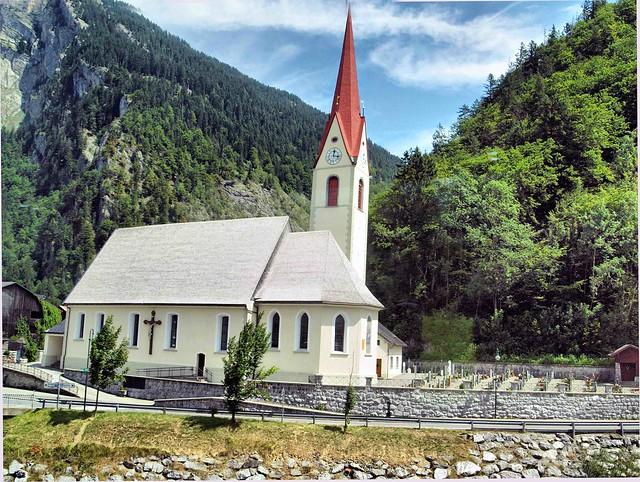 Damuls Church Austria 2015 314