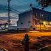 Corner House, Kingsland NJ by Steve Fretz