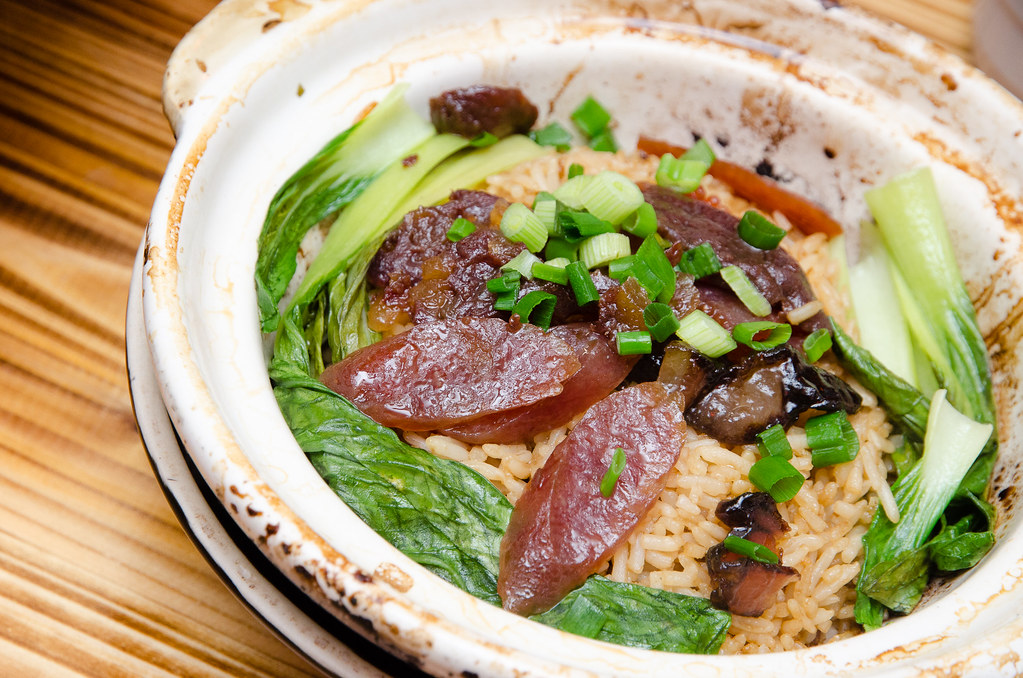 Premium Lap Mei Claypot Rice at Go Rice House, Jaya One, Petaling Jaya