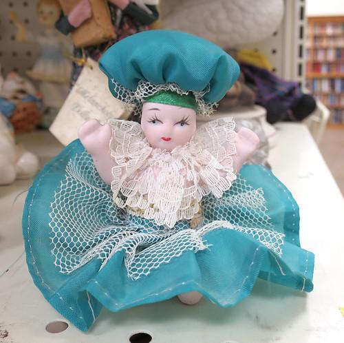 tuffet doll