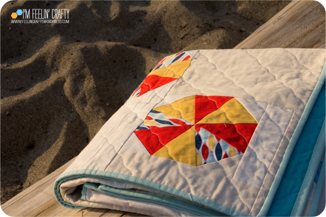 BeachQuilt-BindingUmbrellas-ImFeelinCrafty