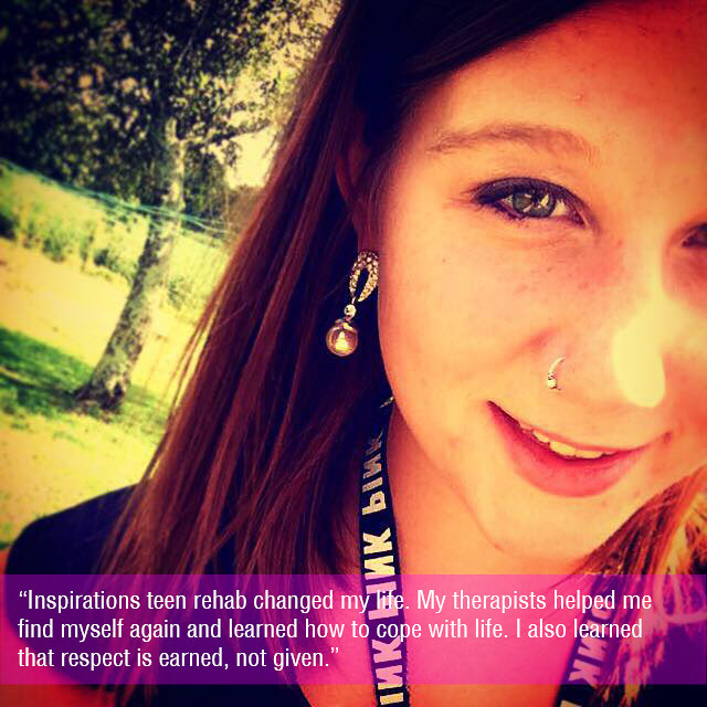 IYF teen rehab alumni shares her recovery journey thumbnail