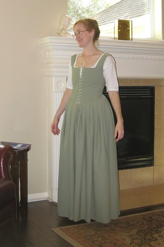 Early 17th Century Petticoat - Front