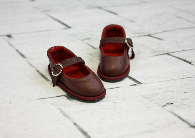 Обувь для МСД