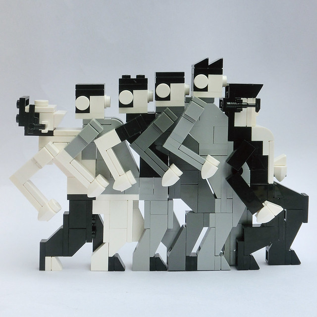 "LEGO: Madness ""One Step Beyond"""