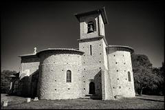 Notre Dame de St Bernard, near Aurignac, France