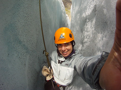 Ice Climbing with Dan in Switzerland 2011