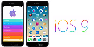 iOS9をiPhone6Plusにインストールしてみた